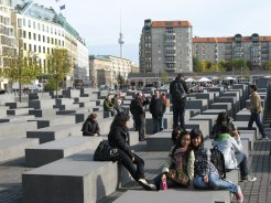 Holocaust-Mahnmal, Berlin