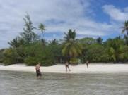 Rangiroa - île aux récifs