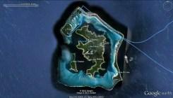 Bora Bora, Tracker GPS