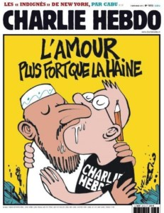 Photo by Charlie Hebdo (11.2011) / CC BY