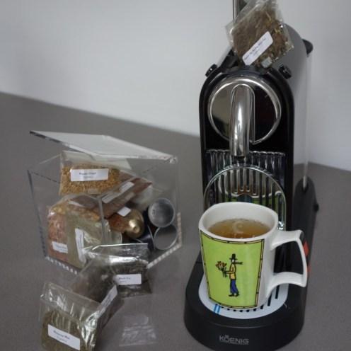 Projet 52 - thé ou café