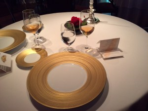 Sant Pau - table