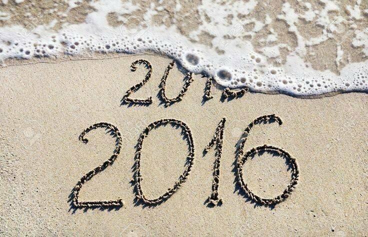 2016 : pleine d'espoir