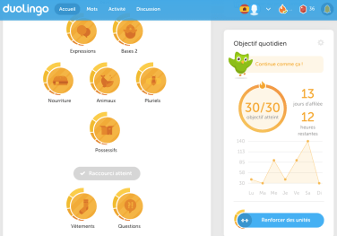 Duolingo sem 2