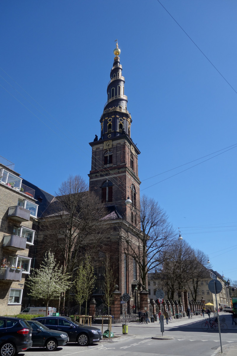 The Church of Our Lady