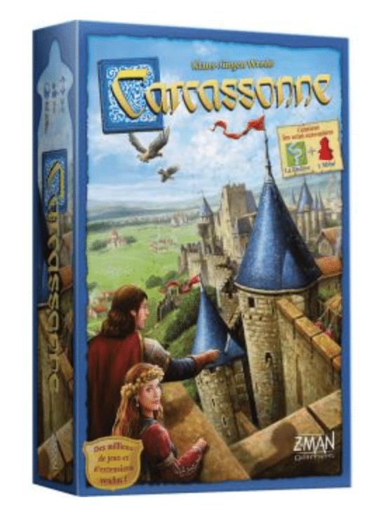Jeu Carcassonne, Z-man