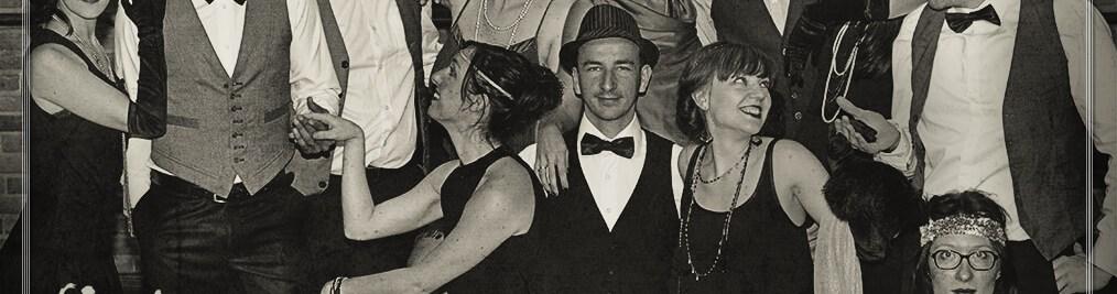 troupe danse gatsby années folles