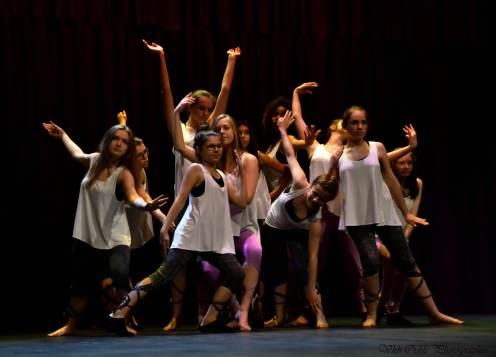 danse moderne ado nord lille villeneuve d'ascq mons en baroeul gala