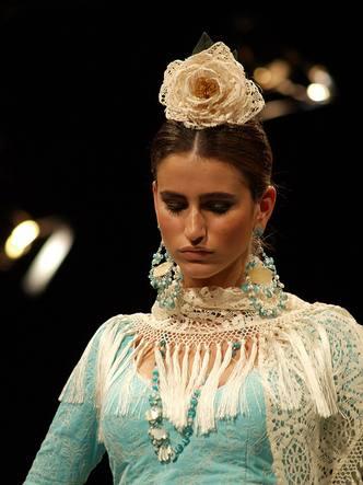 Peinados de flamenca 4