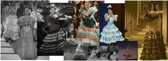 Flamencas de pelicula 2