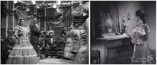 Juana Reina en Sucedio en Sevilla y Macarena