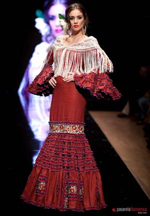 Carmen Acedo moda flamenca