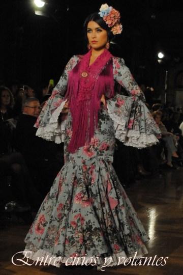 Manuela Macias Trajes de Flamenca