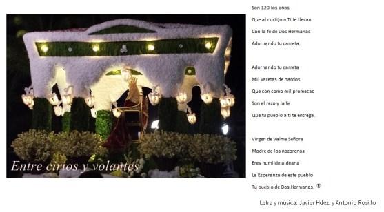 Romeria de Valme 2014 -Entre cirios y volantes- 7