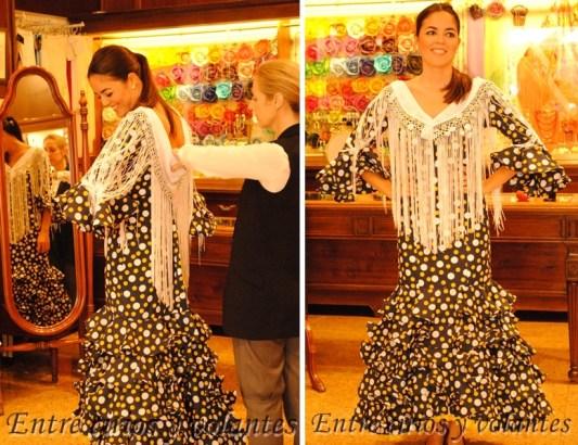 Lina 1960 Trajes de flamenca 5
