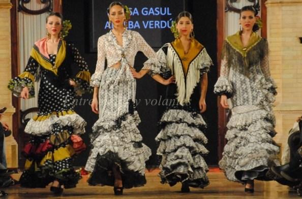 Pitusa Gasul y Aralba Verdú en We Love Flamenco 2015