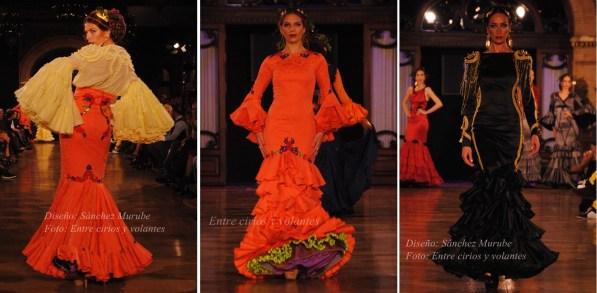 Sanchez Murube We Love Flamenco 2015 trajes de flamenca