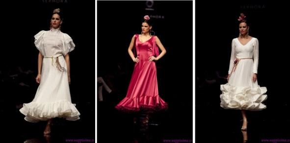 Carmen Jaren trajes de flamenca simof foto wappissima