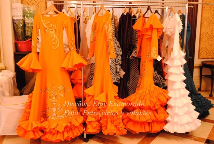 traje de flamenca eloy enamorado foto entre cirios y volantes we love flamenco