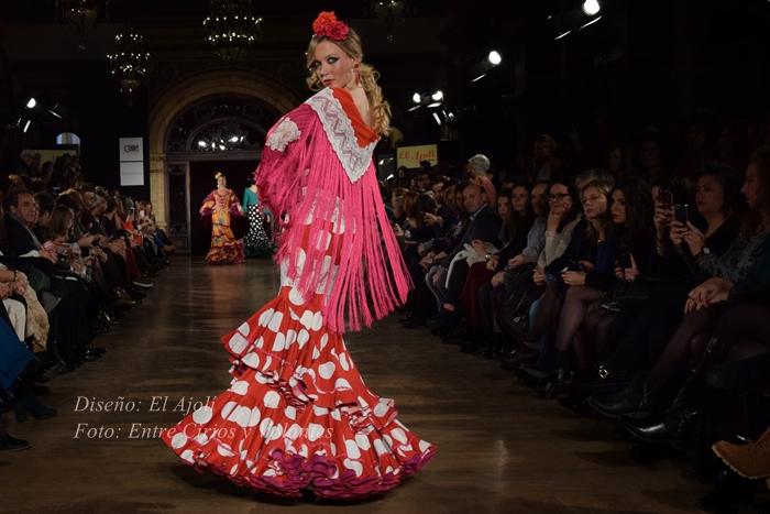 el ajoli trajes de flamenca 2016 4
