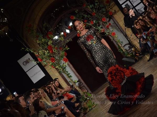 eloy enamorado trajes de flamenca we love flamenco 2016 entre cirios y volantes