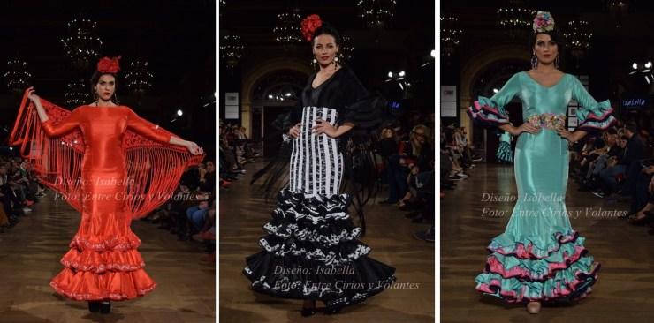 isabella per valle trajes de flamenca
