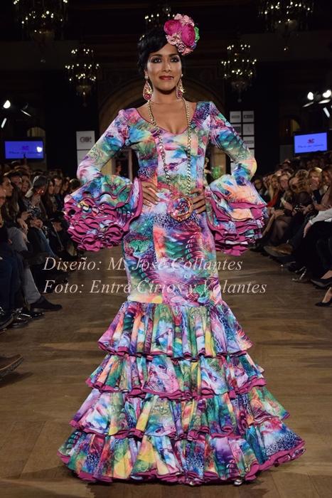 maria collantes trajes de flamenca 2016 2