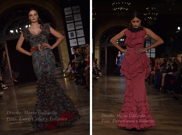mario gallardo trajes de flamenca entre cirios y volantes