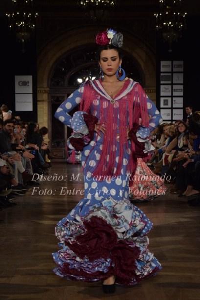 mc raimundo 2016 trajes de flamenca