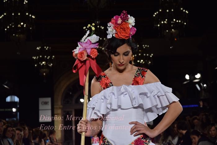 mercedes dobenal trajes de flamenca entre cirios y volantes