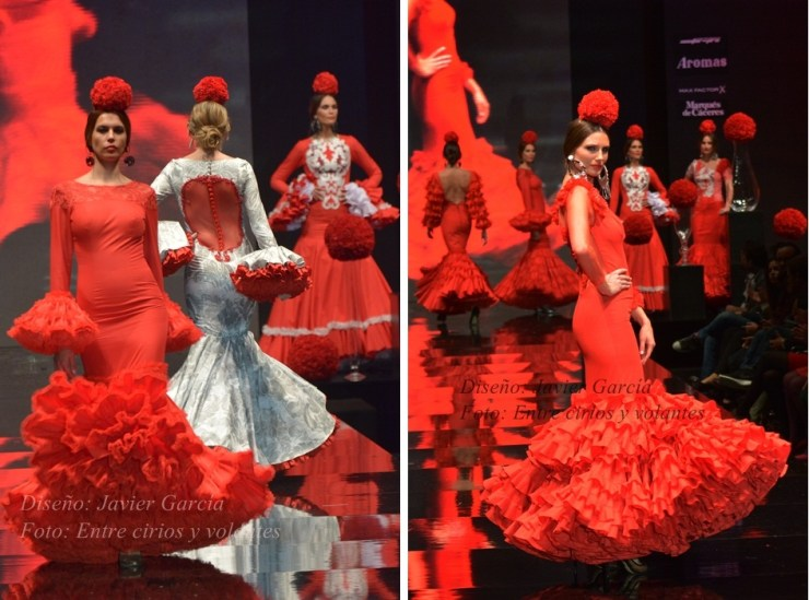 simof 2016 javier garcia trajes de flamenca 6
