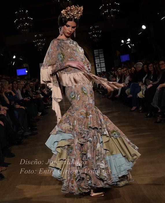 trajes de flamenca 2016 jose hidalgo