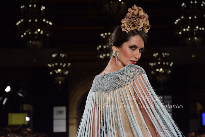 trajes de flamenca jose hidalgo diseñador 2016 (2)
