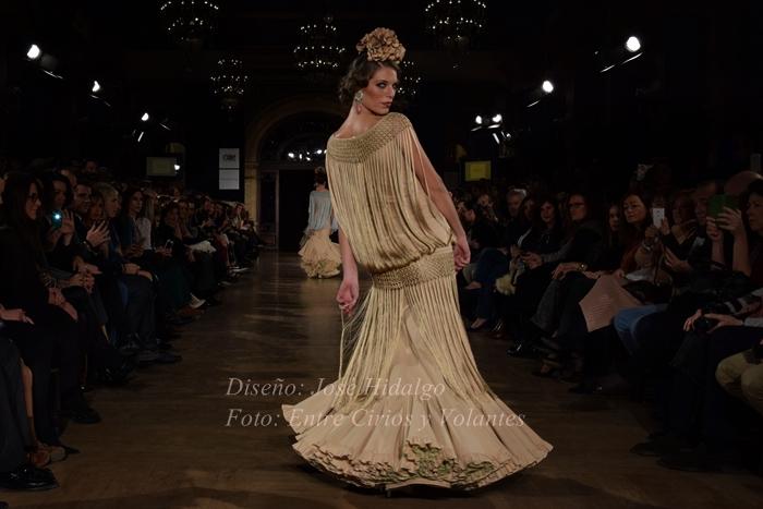 trajes de flamenca jose hidalgo diseñador 2016 (3)