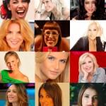"""Personajes: """"Mujeres, conductoras, panelistas, hermosas e inteligentes"""""""
