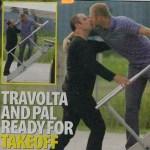 """Infidelidad: """"Acusan a John Travolta de engañar a su esposa con hombres"""""""