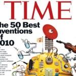 """Time:""""Los 50 mejores inventos de 2010"""""""