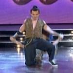Feo Accidente de Rocío Girao Díaz en Bailando por un Sueño
