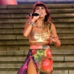 Coki Ramírez brilló en el Mar del Plata Moda Show 2012