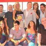 Carlos Paz 2013: Nazarena Velez presento su elenco