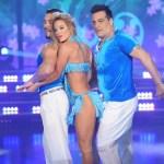 Bailando 2014: Iripino debut y despedida