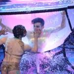 Bailando 2014: Tercera noche del Aquadance
