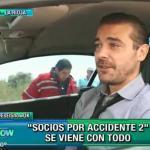 """Las primeras imágenes de """"Socios por accidente 2"""""""