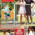 Pasando Revistas: GENTE, CARAS, HOLA, PRONTO