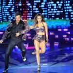 Bailando 2015: Verónica Ojeda , Flor de la V y Fernando Dente  salieron a la pista
