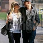 Tinelli y Valdes: salida de novios