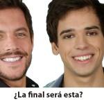 Gh2015: Estrategia cantada? Matías y Francisco a la final?