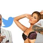 El tweet bomba de Daniel Osvaldo para Jorge Rial... ¡que involucra a Loly Antoniale!