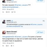 La reacción de Marcelo Tinelli ante la renuncia de Carmen Barbieri: ¿No quería hacer el aquadance?