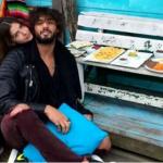 La China Suárez y Marlon Teixeira, juntos y mimosos en Brasil